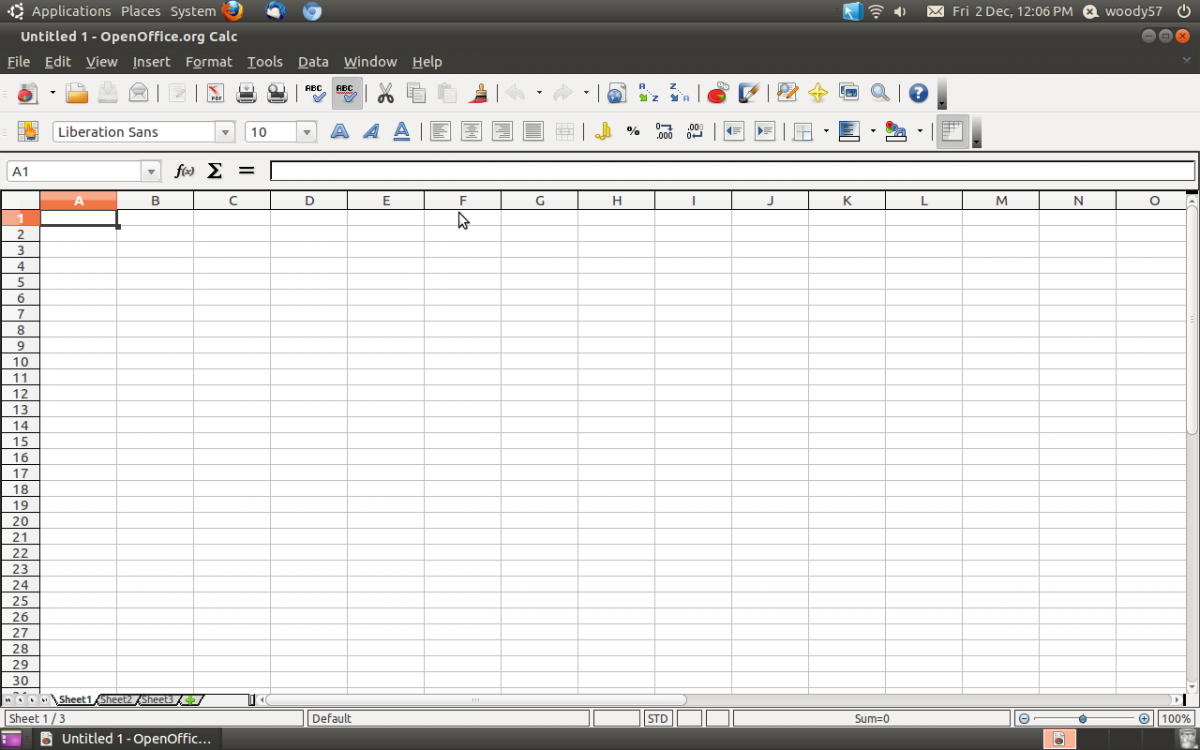 Spreadsheets